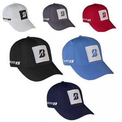 Bridgestone-Kuchar-Collection-Hat-Adjustable-Golf-Cap-New