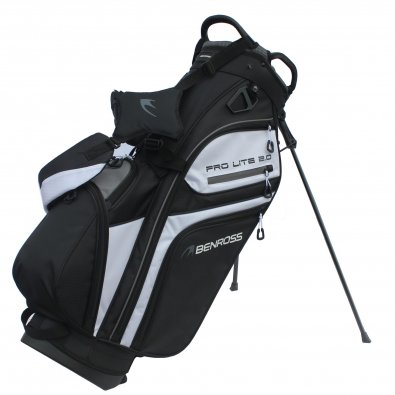 02-benross-pro-lite-2.0-stand-bag-black-white-grey-2-scaled